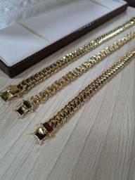 Pulseiras em Ouro 18k 750