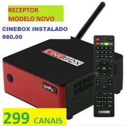receptor instalado 299_canais_cabo_livre