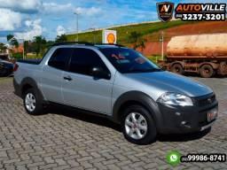 Fiat Strada 1.4 Flex Working Cabine Dupla*Completa*3 Portas*79mil km - 2014