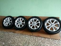 Rodas vw Gol Power aro 15