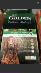 Golden seleção Natural 15kg Raças Grandes