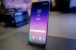 Samsung Galaxy S8 64gb, 11 meses garantia. todos acessórios