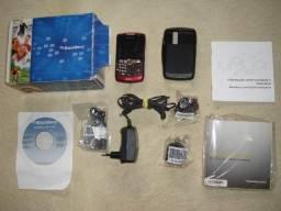 Blackberry Curve 8350i Caixa Com Acessórios Originais