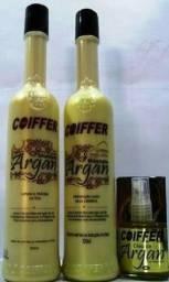 Kit Coiffer Argan
