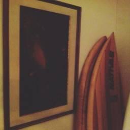 Pranchas de surf relíquias, Nativas e Johnny Rice