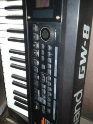 Conserte seu teclado musical