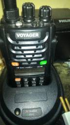 Radio Ht Dual-Band Vhf e Uhf
