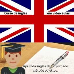 Curso de Inglês do Jerry em video aula aprenda inglês Rápido