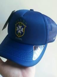 72e3e2b00e Boné Seleção brasileira ATACADO