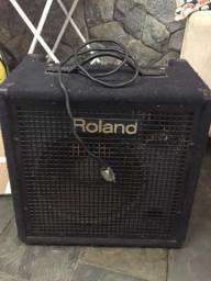 Amplificador Roland perfeito