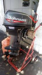 Motor Popa Johnson 15hp - 1999