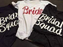 Camisetas team Bride
