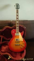 Guitarra Sx Les Paul Ef3d (acompanha case)