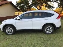 Honda CRV ELX 4WD 2012 Branco - 2012