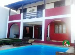 Casa frente ao mar, 8 quartos, 25-30 pessoas Caponga