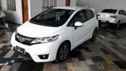 Honda Fit EX Cvt Branco Ú.Dona Completo - 2015