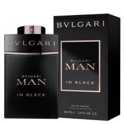 Perfume Importado Bvlgari Man in Black Bvlgari 100 ML Original - Entrega Grátis