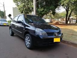 Renault Clio 1.0 Preto 2011! Financia 100%! - 2011
