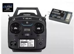 Rádio Futaba 6k Com 2 Receptor Futaba T-fhss