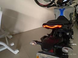 Lanterna traseira MT09 Fumê