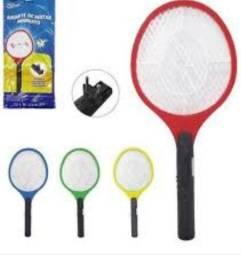 Raquetes para mosquitos todas as cores