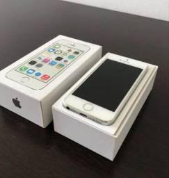 Iphone 5s 16gb (não funciona chip) nem pode desligar