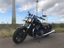Moto Triumph Tunder Bird Storm 2015