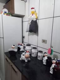 Porta ovos e kit para cozinha