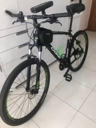 Bicicleta OGGI aro 29 freio hidráulico