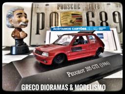 "Miniatura - ""Peugeot 205 Custon"""