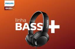 Headphone Philips SHL3075BK Preto