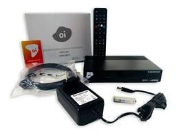 Receptor Oi Tv, nova fabricante