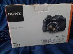 Câmera sony DSC- H300