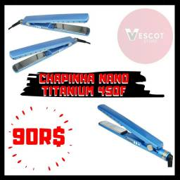 CHAPINHA NANO titanium 450f
