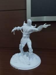 Scorpion impresso 3D