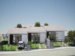 Casa geminada com 02 dormitórios. Belvedere/Colina Verde