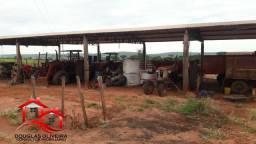 Fazenda Porteira Fechada Município Do Prata MG