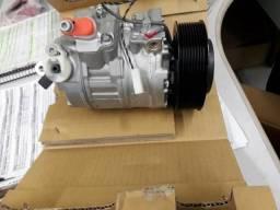 Compresor ar condicionado Mercedes axor 2544