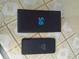S8 muito novo, original completo