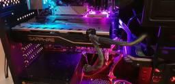 Placa de vídeo RX 580 8GB + RX 570 4GB