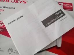 Roteador wireless N - Mercusys