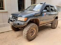 Sportage 2.8 Turbo Diesel Legalizada 4x4 Trilha