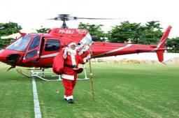 Aeronave para Papai Noel