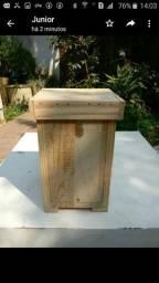 Promoção caixas abelhas sem ferrão