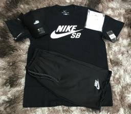 Kit Nike (CAMISA, BERMUDA E CUECA)
