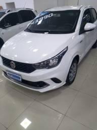 Fiat argo drive 1.3 2018 branco manual