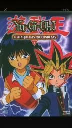 Yugi Oh Duel Monsters Série Completa Dublada Yugi Oh 30 dvds prensados. Yug-oh yug