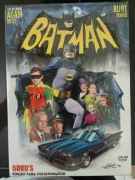 Box Dvd BATMAN anos 60 (Lacrado)