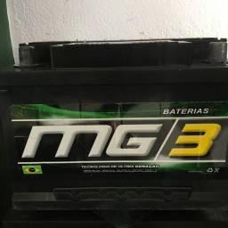 Bateria MG3 60AH Seminova ( 10 meses de garantia )