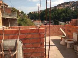 Terreno com construção